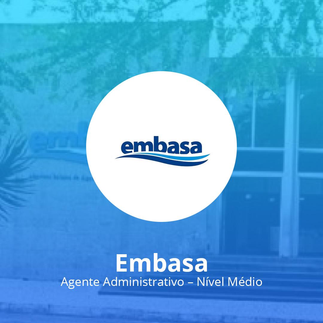 Embasa - Agente Administrativo